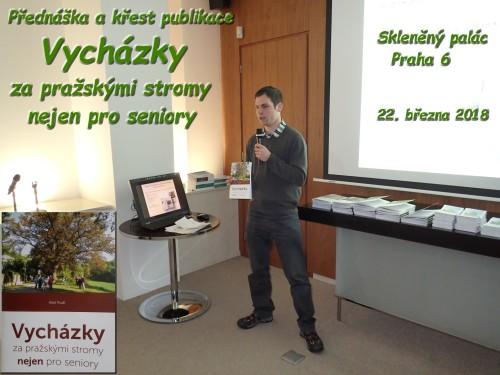Autor publikace dendrolog Aleš Rudl